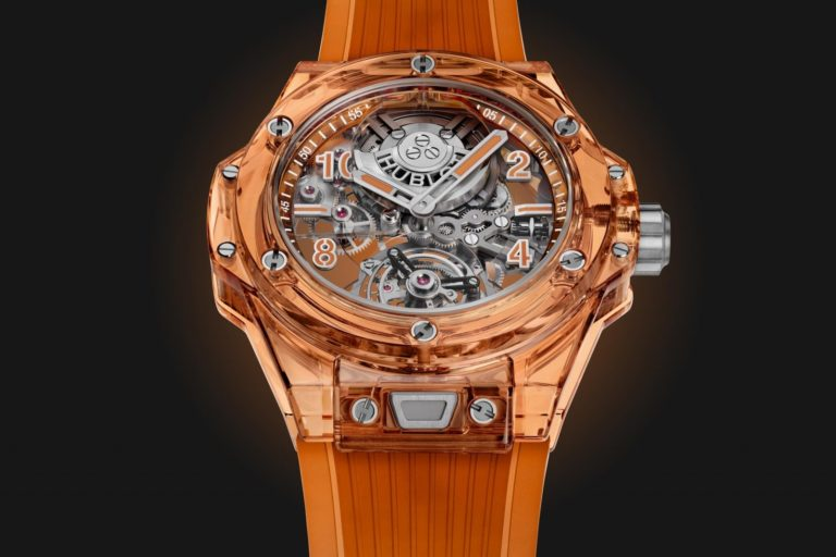 Hublot Released This New Big Bang Watch News Without